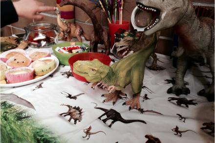 Dinosaurier-Spiele