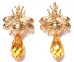 Bienen-Ohrringe